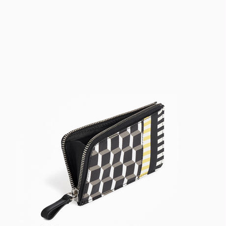 PIERRE HARDY COIN CASE STRIPE