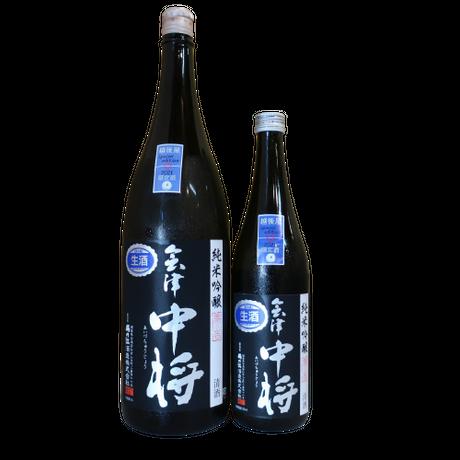 【越後屋限定酒】会津中将 純米吟醸 夢の香 生酒 1800ml