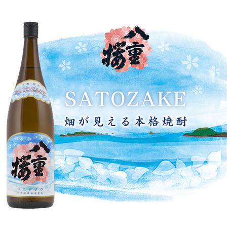 八重桜 郷酒 1,800ml