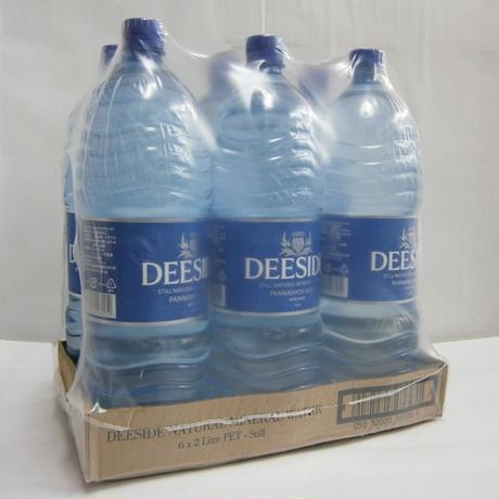 スコットランドの水 ディーサイド 2L*1ケース(6本)