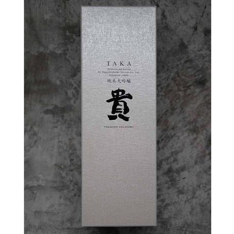 『貴 純米大吟醸 山田錦(プラチナ40%)』720ml