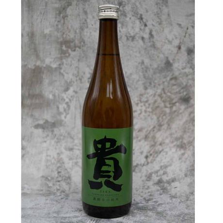 『貴 濃淳辛口純米酒』 720ml