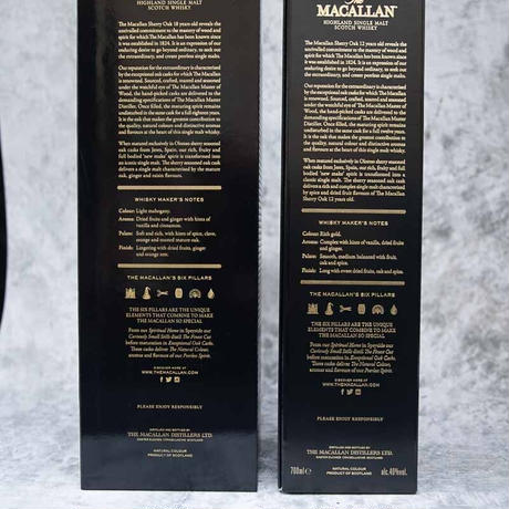 About The MACALLAN  ザ・マッカラン18年