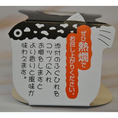 『本場山口男山 ふぐひれ酒』 720ml