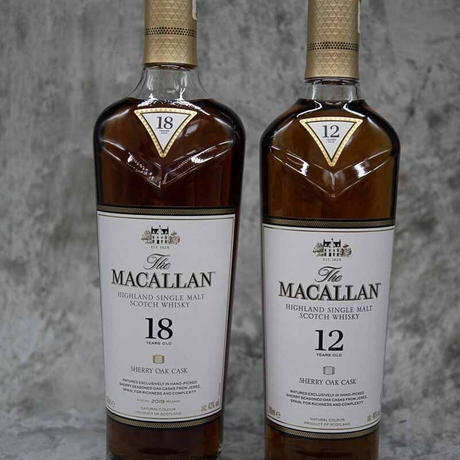 About The MACALLAN  ザ・マッカラン12年
