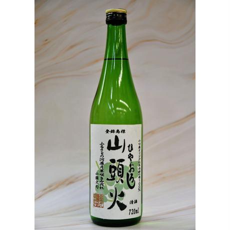 『山頭火 純米吟醸 ひやおろし』 720ml