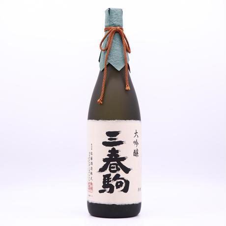 三春駒大吟醸BOX 1800ml