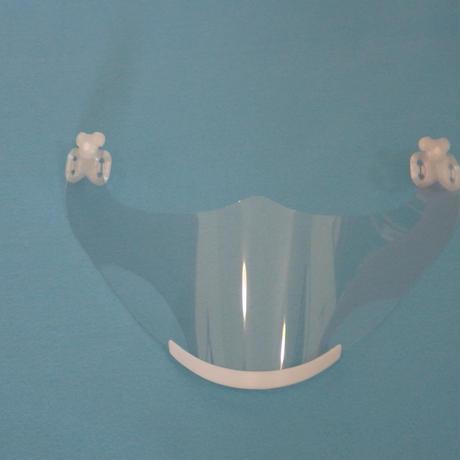 iuAir オープンシールド (テンプルの穴の幅12mm)
