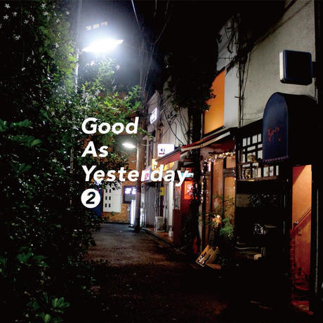 2nd minialbum「Good As Yesterday❷」