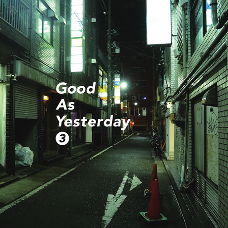 3rd minialbum「Good As Yesterday❸」