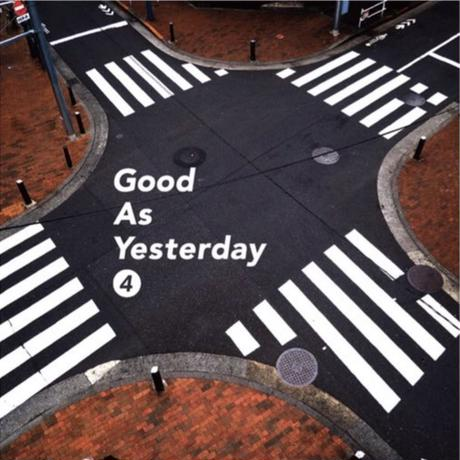 4th minialbum「Good As Yesterday➍」