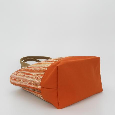ジャストトートバッグ オレンジ