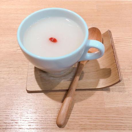 【5月23日(日)まで販売】true tearsコラボカフェ 地元・富山のこだわり甘酒 天空の実添え お食事券