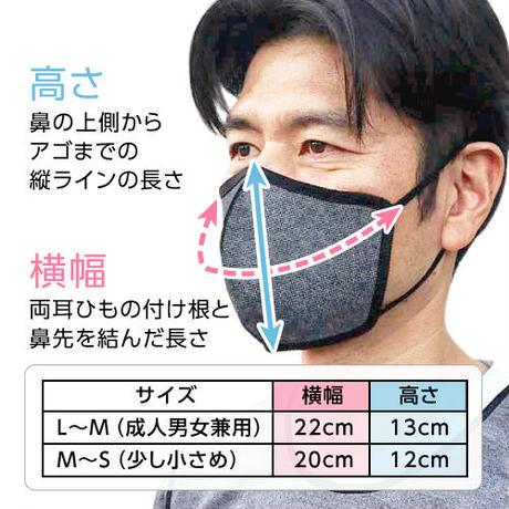 【特別値引き & 送料当社負担】スーハーマスク+除菌消臭剤ナノエイト3本セット