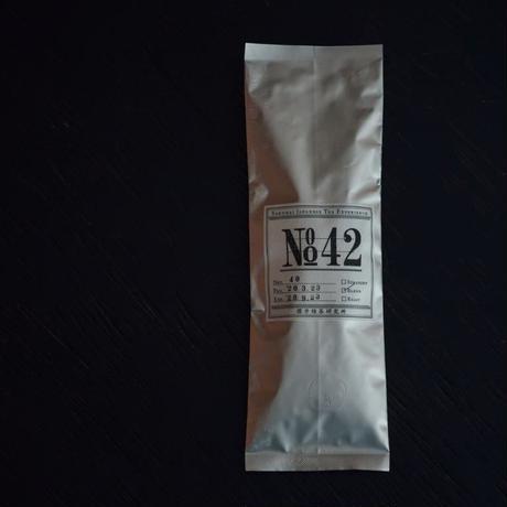 No.42 焙じ茶  苺  ミント のブレンド