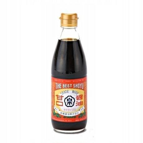 あまくち醤油(360ml瓶タイプ)