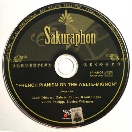 French Pianism on the Welte-Mignon