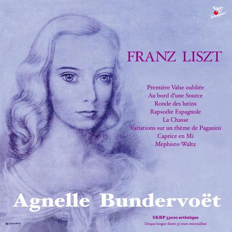 Agnelle Bundervoët plays LISZT