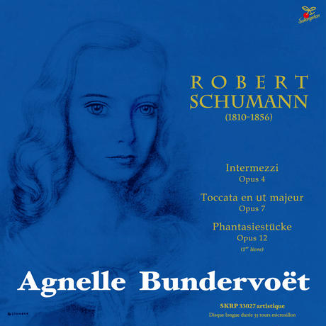 Agnelle Bundervoët plays SCHUMANN