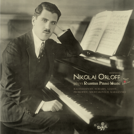 Nikolai Orloff plays Russian Piano Music
