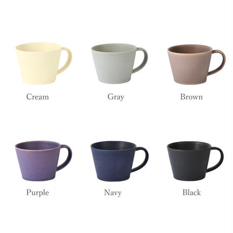 Sara Coffee Cup & Saucer  木箱入り