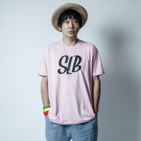 SLB Tシャツ Pink