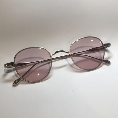 string サングラス  gold/pink