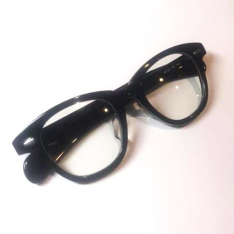 恋するサングラス ブラックフレーム     レンズ:クリア
