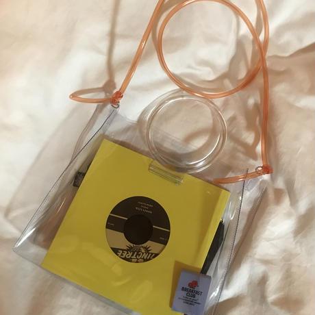 Clear Square Bag -受注生産-