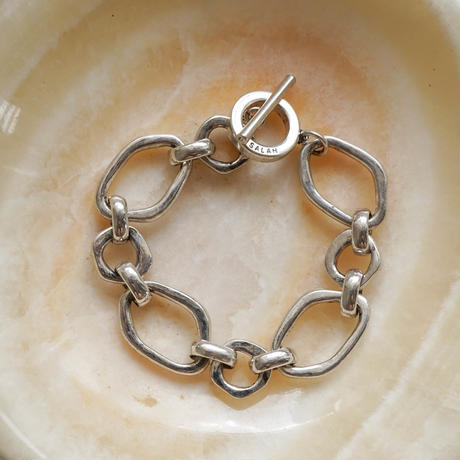 Chain Bracelet (SV925 Plated)