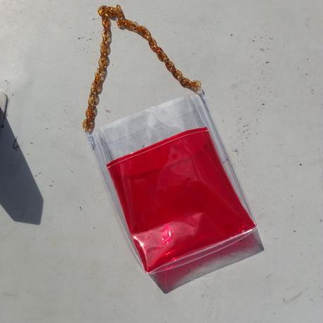 Tortoiseshell Chain Pocket Bag -受注生産-