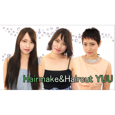 Hairmake&Haircut YUU ①【分割DL_ロングヘアからボブ_haircut編】【full HD】DL