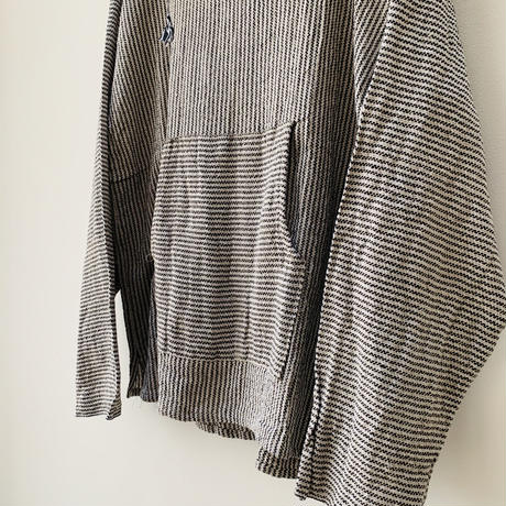 pips / cotton handwoven Mexican Parker / Natural  / ピップス / メキシカンパーカー