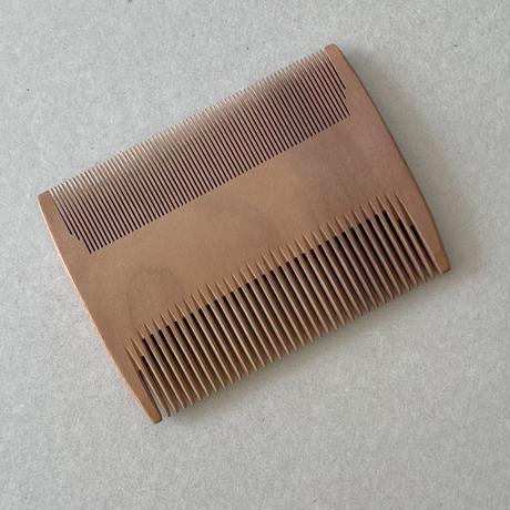 Kostkamm / baby  comb 2 side   / 6cm / narrow & extra narrow /23