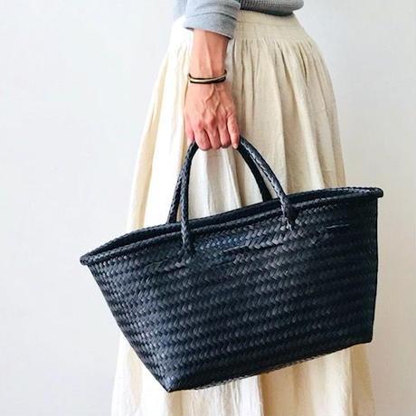 Cilantron / nylon mercado bag  / Large size  / Black   // シラントロン / メルカドバッグ /  黒