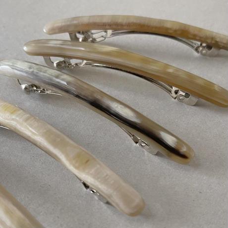 kostkamm / extra slender horn hair clip 6cm
