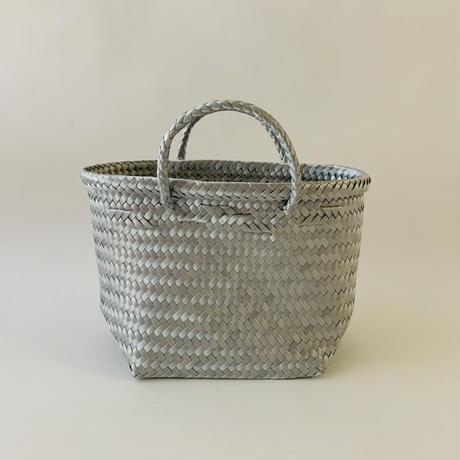 Cilantron Mercado bag / Small  size  / silver / シラントロ /メルカドバッグ /シルバー
