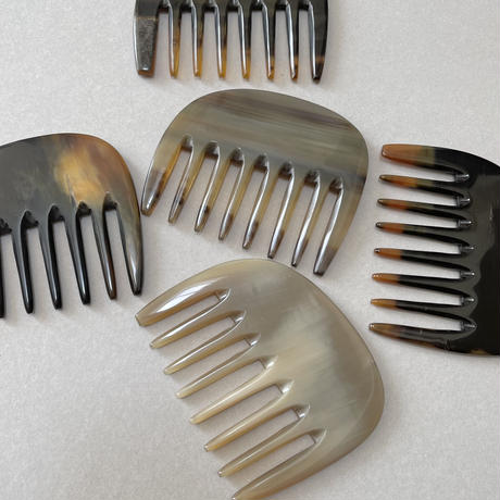 Kostkamm / curl comb /10cm / extreme wide / 120H