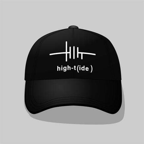 high-t(ide) ロゴキャップ