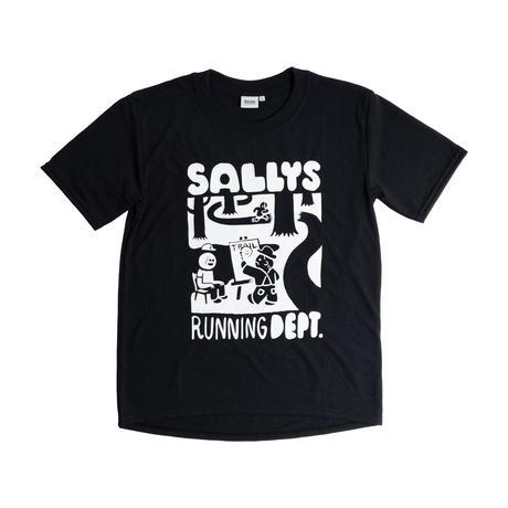 SALLYS オリジナルTシャツ「Mr.トレイル氏」
