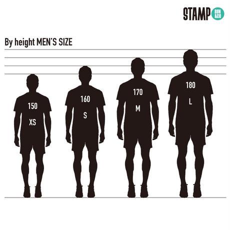 STAMP LONG SLEEVE TEE (Run Stampy Run!)