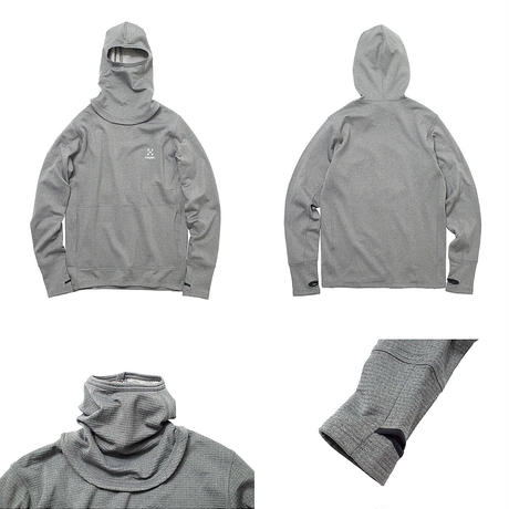 【Haglofs】Multi Fleece PO(マルチ フリース プルオーバー)