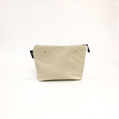 fake leather pouch