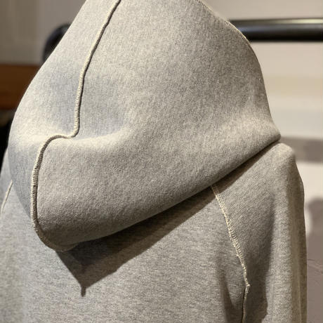 Groen Parka Doubleface Pocket