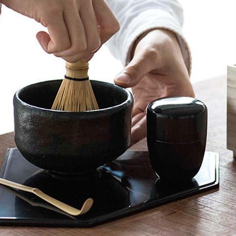 茶筅 真数穂 白竹