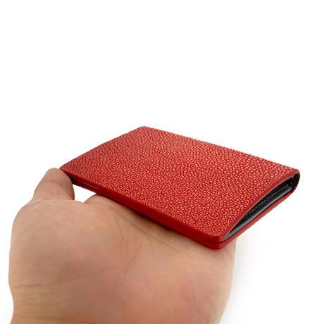 カードケース【赤】名刺入れ