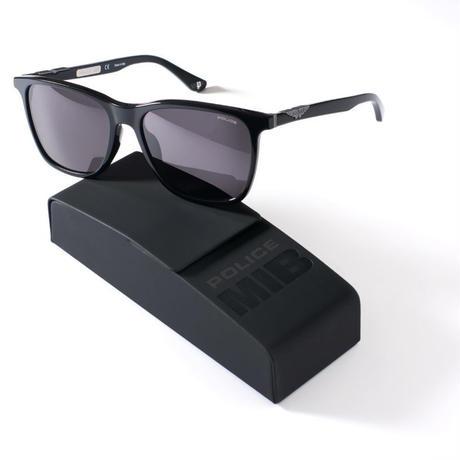 【限定】メンインブラックモデル ポリスSPL872 I ブラック