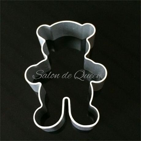 クマ クッキー型