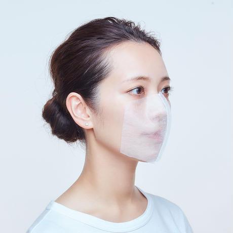 salone de mask type-A【5枚入り】透けるタイプ