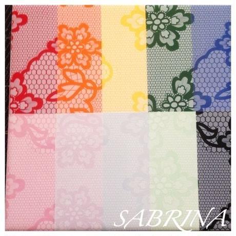単品A3 Wedding Lace (ピュアホワイト)